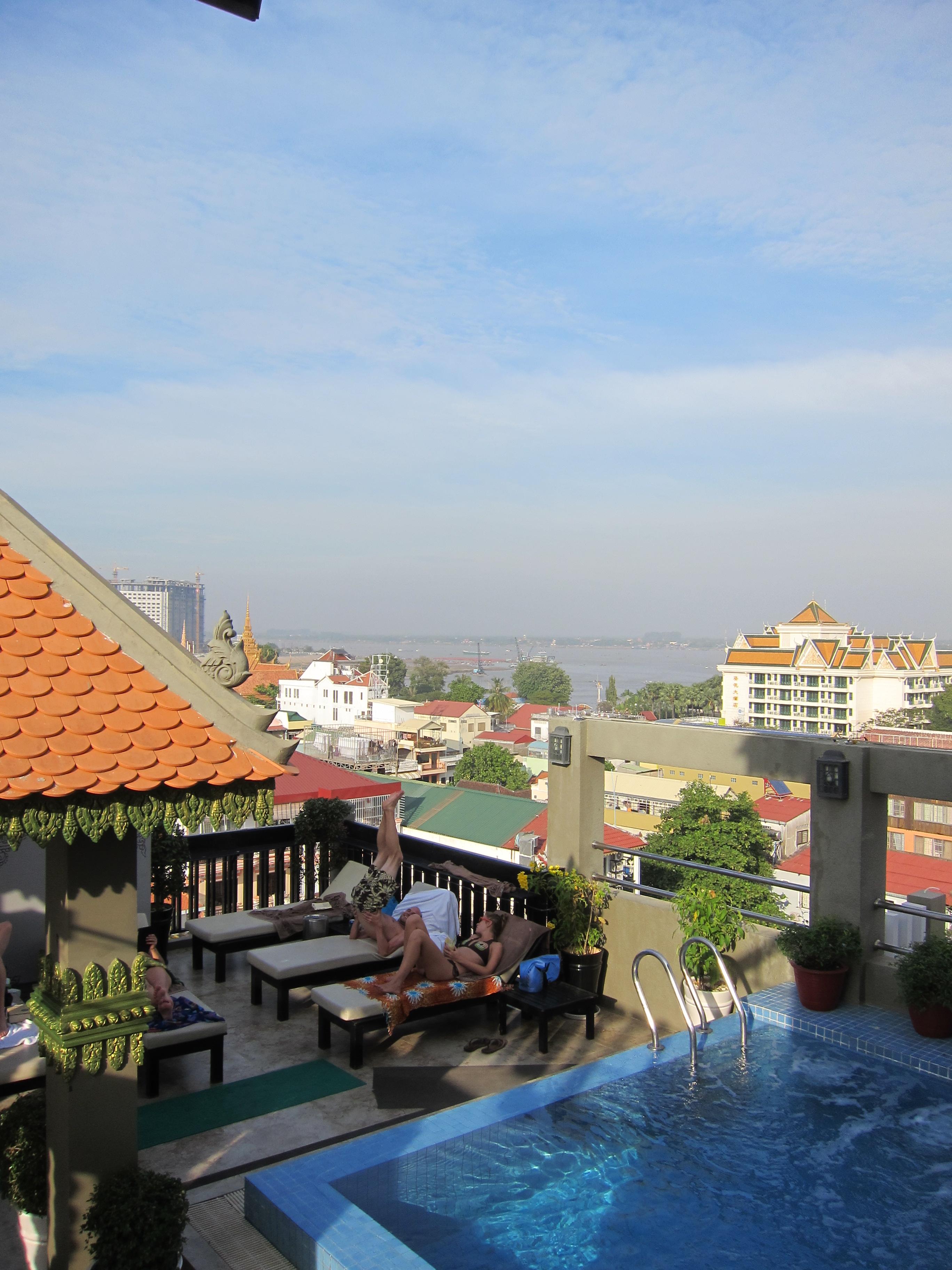 Vientiane, Don Det, die Busmafia und Phnom Penh! – Weltreise-Logbuch